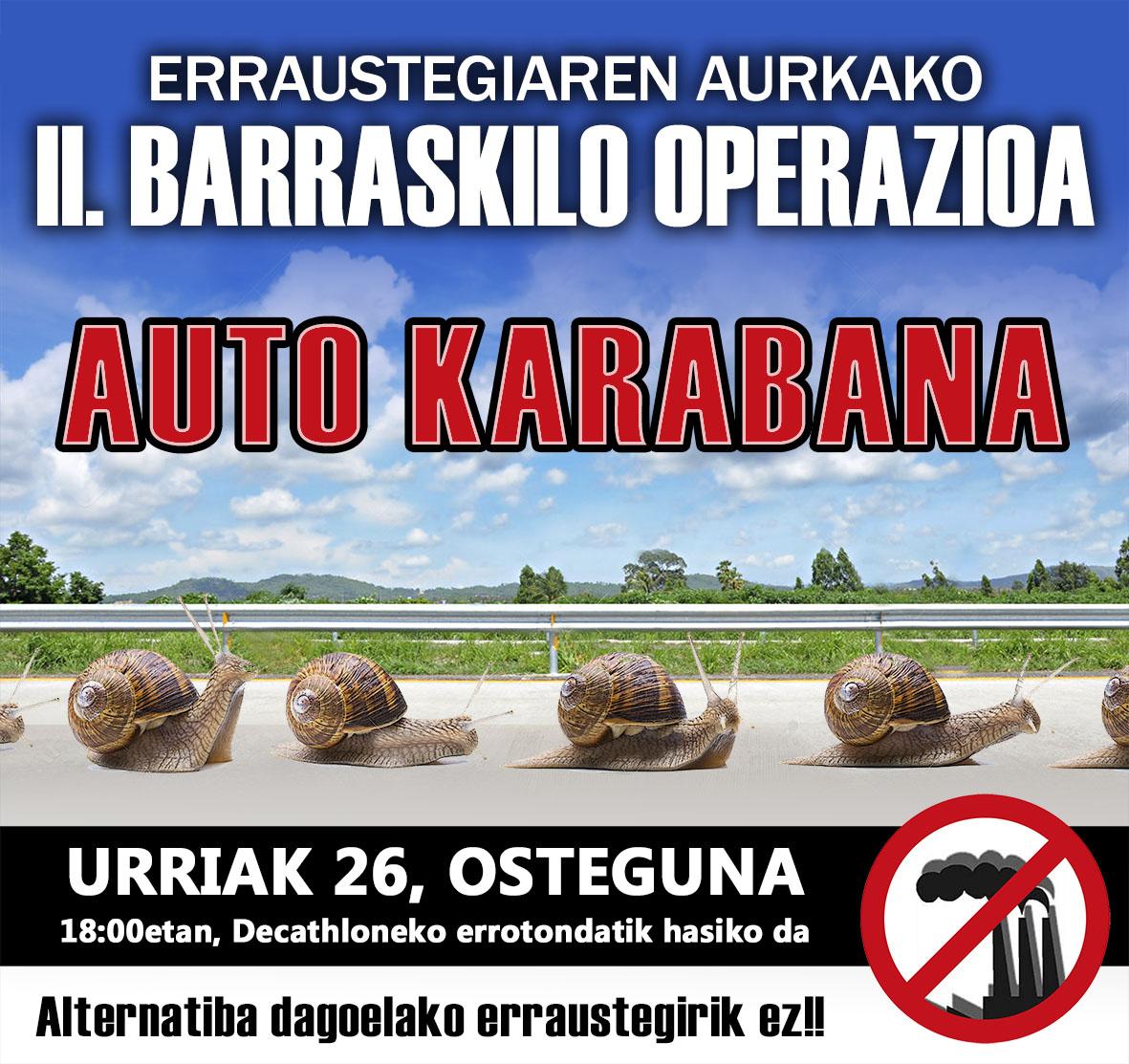 II.  Barraskilo  Operazioa