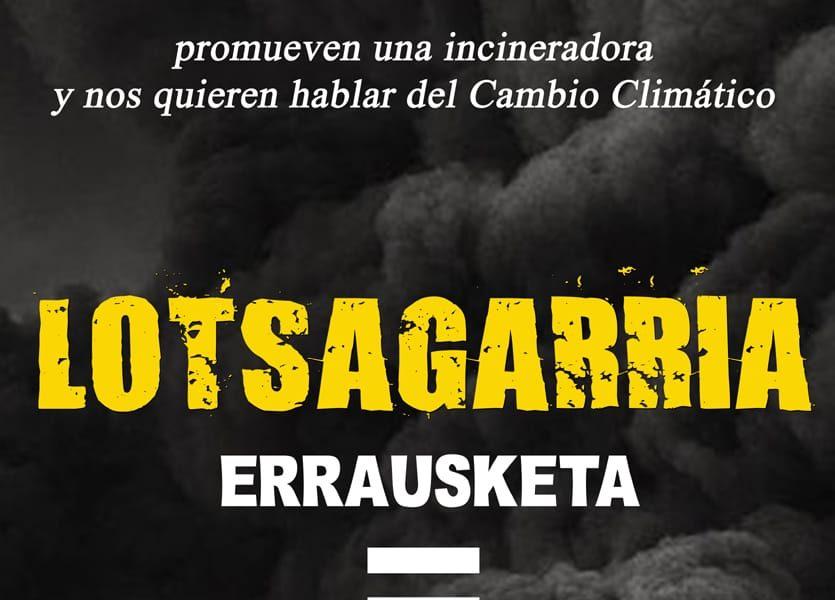 La incineración también arrasa el clima
