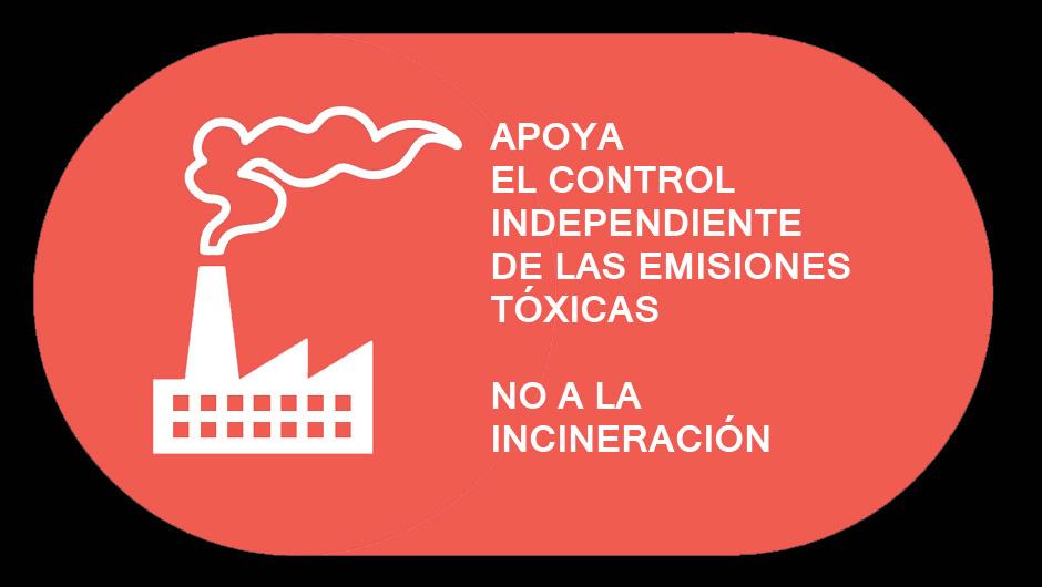 Crowdfunding en marcha: Necesitamos apoyo para financiar la investigación independiente sobre la contaminación de la incineradora
