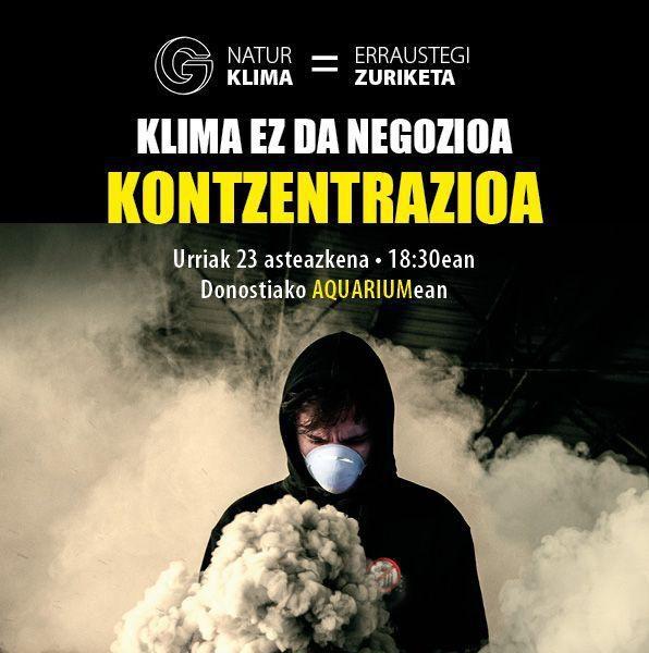 NaturKlima:  Klima  ez  da  negozioa