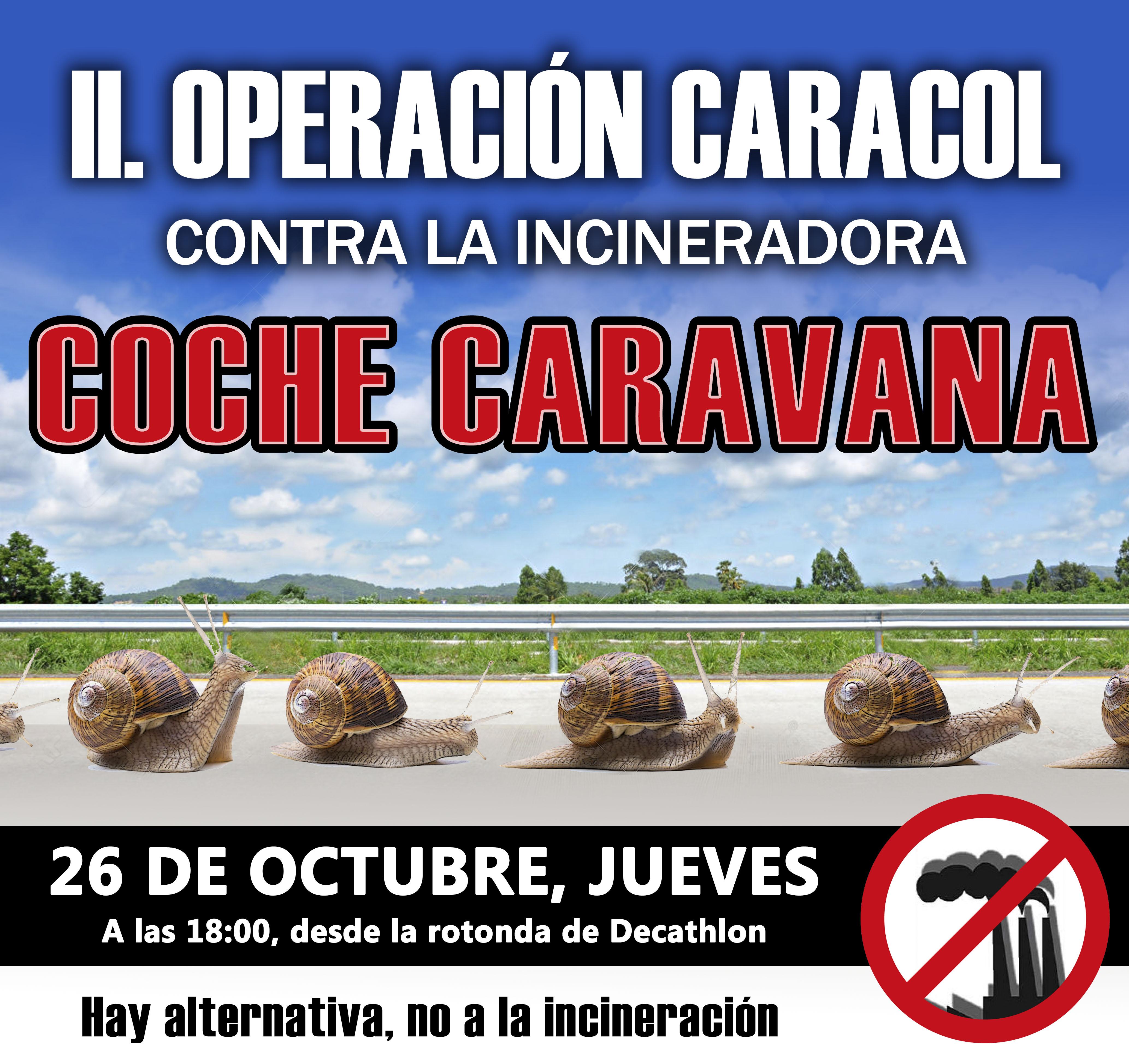 II. Operación Caracol