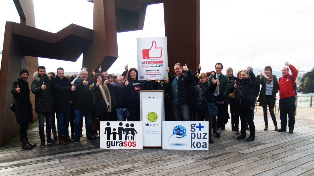 GuraSOS convoca una manifestación anti incineradora el 23 de febrero