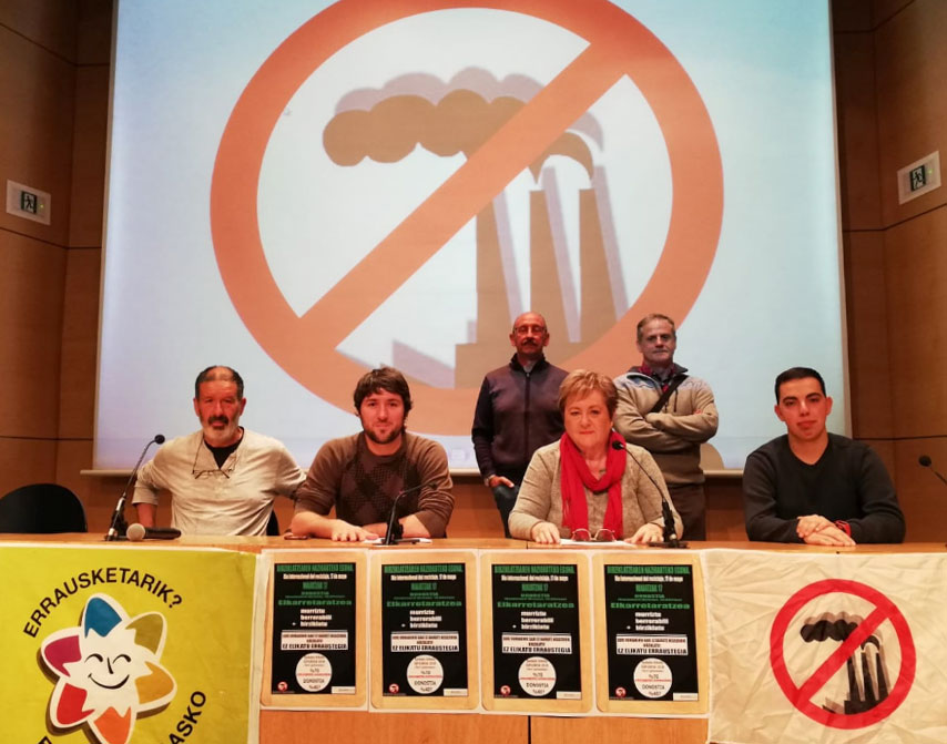 Donostia es el punto negro de Gipuzkoa que menos recicla