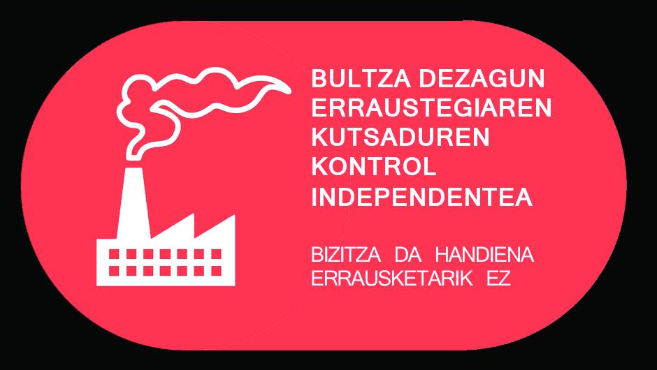 Crowdfundinga  abian:  babestu  erraustegiaren  kutsadura  kontrolatzeko  ikerketa  independentea!