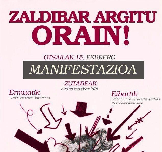 Zaldibar  Argitu:  Ohar  garrantzitsua